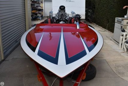Sanger Bubble Deck Flat Bottom 19 for sale in United States of America for $23,500 (£16,822)