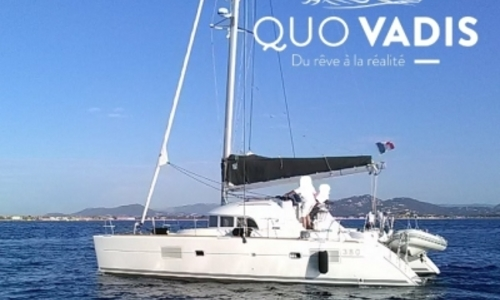 Image of Lagoon 380 for sale in France for €297,000 (£260,659) HYERES, France