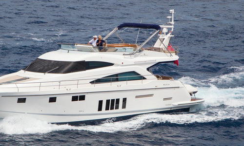 Image of Fairline Squadron 65 for sale in Spain for £1,099,950 Boats.co.uk, Spain