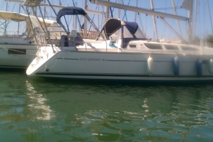 Jeanneau Sun Odyssey 40.3 for sale in France for €88,000 (£78,240)