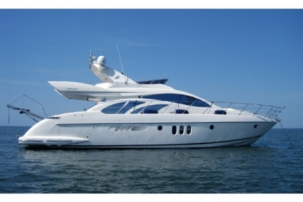 Azimut 55 for sale in France for €330,000 (£292,416)