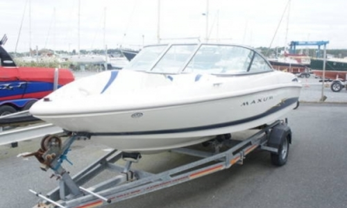 Image of Maxum 1800 MX for sale in United Kingdom for £8,250 PWLLHELI, United Kingdom