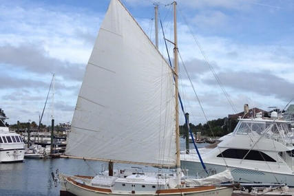 Custom Built Gaff Rigged Sloop for sale in United States of America for $39,000 (£29,507)
