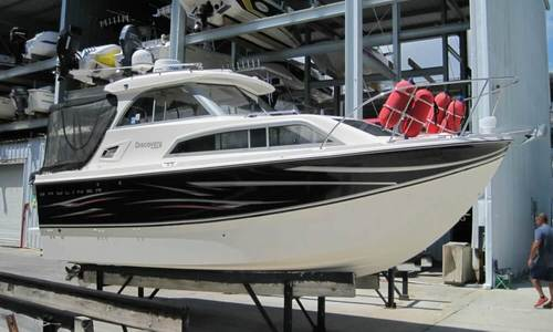 Image of Bayliner 266 Discovery for sale in United States of America for $79,995 (£60,231) Tarpon Springs, Florida, United States of America