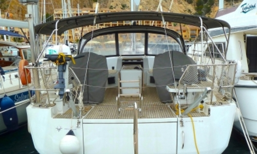 Image of Jeanneau 54 for sale in Spain for €440,000 (£386,772) COSTA BLANCA, Spain