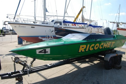 Ring 18 Speedboat for sale in United Kingdom for £3,750