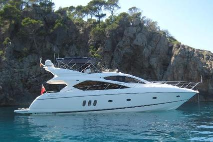 Sunseeker Manhattan 60 for sale in Spain for £469,000