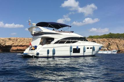 Princess 56 for sale in Spain for €990,000 (£876,983)