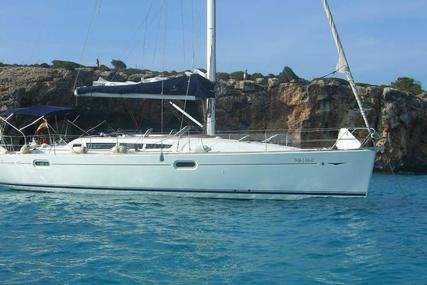Jeanneau Sun Odyssey 42i for sale in Spain for €119,000 (£104,242)
