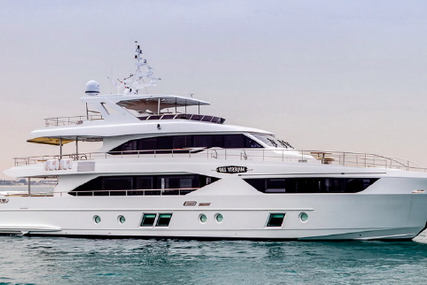 Majesty 110 for sale in Spain for €8,500,000 (£7,492,750)
