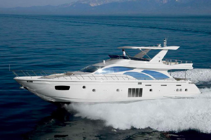Azimut 78 Flybridge for sale in Spain for €2,295,000 (£2,006,470)