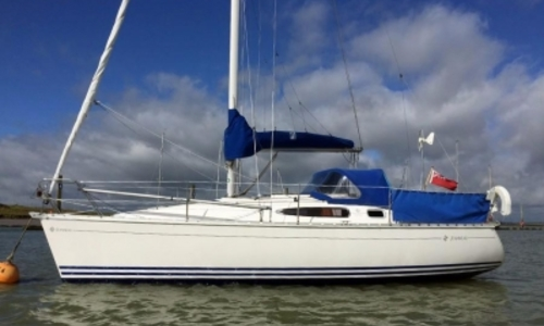 Image of Jeanneau Sun Odyssey 29.2 for sale in United Kingdom for £24,995 BURNHAM ON CROUCH, United Kingdom