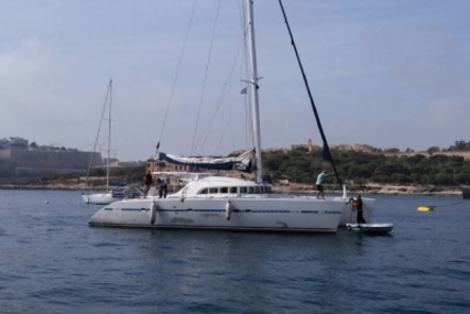 Lagoon 570 for sale in Malta for €380,000 (£333,925)