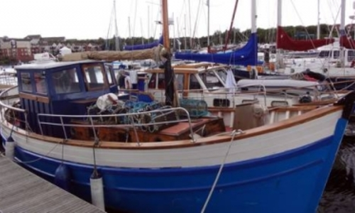 Image of JOHN WATT AND SONS 10 WOODEN for sale in United Kingdom for £14,995 NEWCASTLE UPON TYNE, United Kingdom