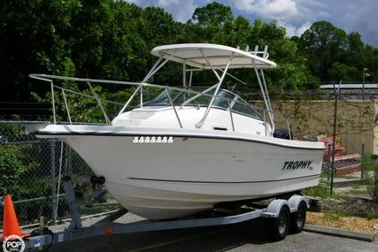Trophy Pro 2002 Walkaround for sale in United States of America for $19,900 (£15,329)