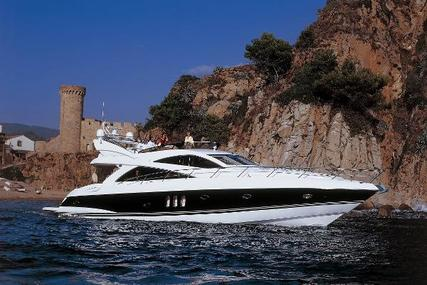 Sunseeker Manhattan 66 for sale in Italy for €700,000 (£631,575)