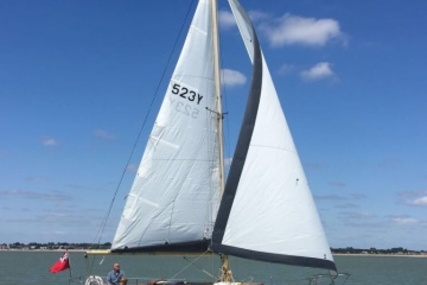 Holman Twister 28 for sale in United Kingdom for £15,750