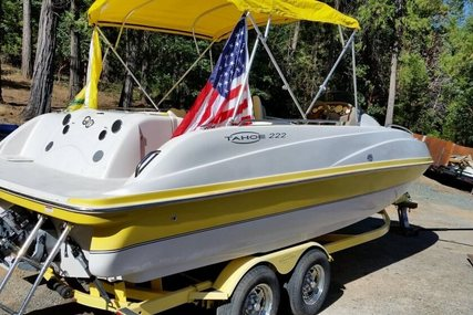 Tahoe 222 Deckboat for sale in United States of America for $16,500 (£11,804)