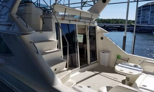 Image of Sea Ray 440 Express Bridge for sale in United States of America for $69,900 (£55,722) Osage Beach, Missouri, United States of America