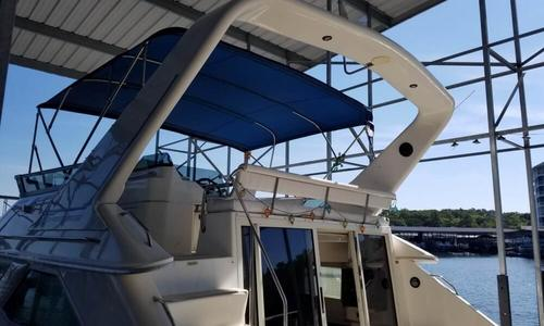 Image of Sea Ray 440 Express Bridge for sale in United States of America for $69,900 (£50,037) Osage Beach, Missouri, United States of America