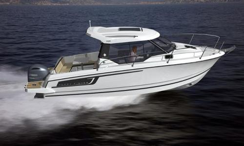 Image of Jeanneau Merry Fisher 795 for sale in United Kingdom for £68,396 Swanwick, United Kingdom