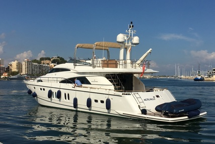 Fairline Squadron 78 for sale in Spain for £995,000