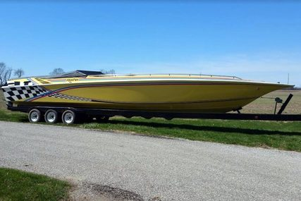 Fountain 12 M Sport Boat for sale in United States of America for 32.900 $ (23.568 £)