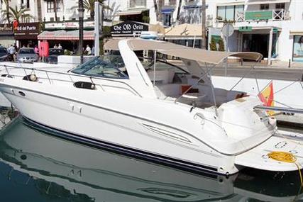 Sea Ray 460 Sundancer for sale in Spain for €113,000 (£99,320)