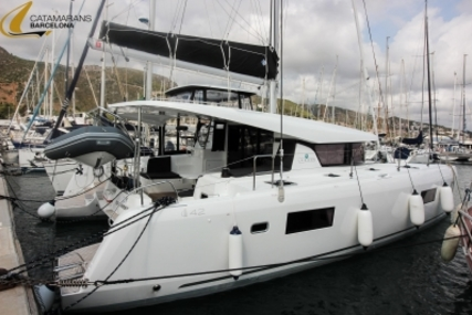 Lagoon 42 for sale in Spain for €480,000 (£428,181)