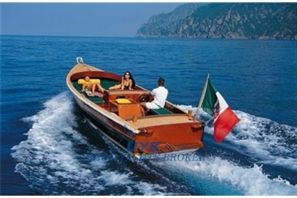 Mussini 748 PORTOFINO for sale in Italy for €36,000 (£32,141)