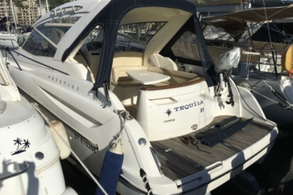 Prestige 30 Sport Top for sale in France for €72,000 (£64,232)