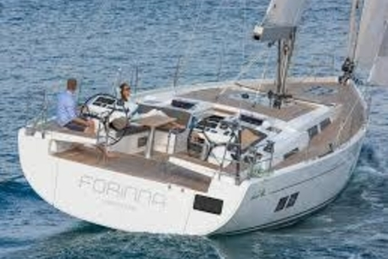Hanse 588 for sale in Croatia for €575,820 (£505,362)