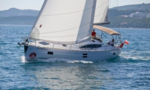Image of Elan Impression 45 for sale in Croatia for €160,000 (£143,759) TROGIR, Croatia