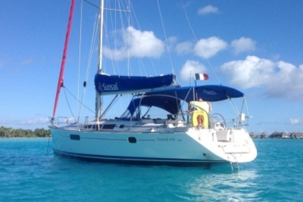 Jeanneau Sun Odyssey 44i for sale in France for €129,000 (£114,631)