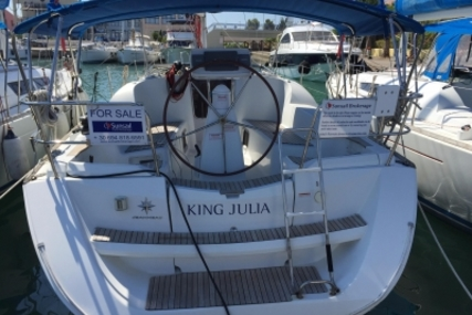 Jeanneau Sun Odyssey 36i for sale in Greece for €57,500 (£50,951)
