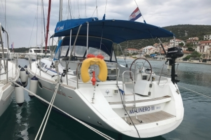 Jeanneau Sun Odyssey 44i for sale in Croatia for €107,500 (£95,665)