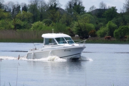 Jeanneau Merry Fisher 625 for sale in Ireland for €22,000 (£19,425)