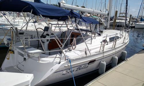 Image of Catalina 355 for sale in United States of America for $179,900 (£133,546) St. Simons Island, GA, United States of America