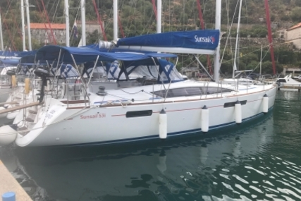 Jeanneau Sun Odyssey 53 for sale in Croatia for €199,000 (£177,839)