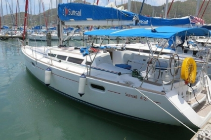 Jeanneau Sun Odyssey 42i for sale in Trinidad and Tobago for $120,000 (£89,645)