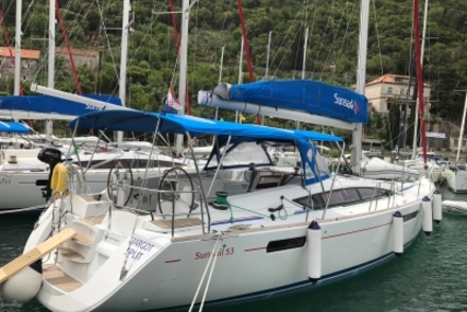 Jeanneau Sun Odyssey 53 for sale in Croatia for €179,000 (£155,936)