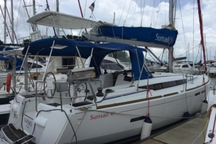 Jeanneau Sun Odyssey 409 for sale in Thailand for €89,000 (£79,398)