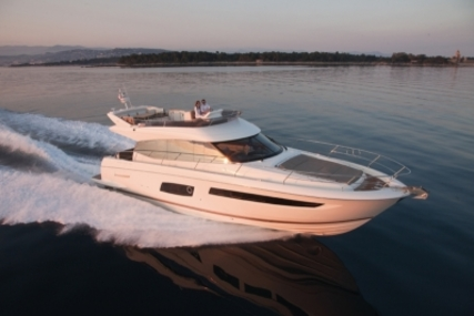 Prestige 560 for sale in France for €990,000 (£872,900)