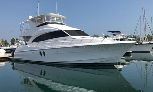 Image of Hatteras 60 Motor Yacht for sale in Canada for $1,600,000 (£1,154,443) Toronto, ON, Canada
