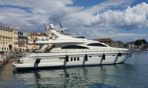 Image of Astondoa 72 for sale in Turkey for €575,000 (£501,710) Turkey