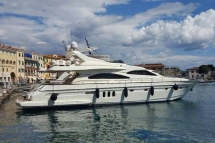 Astondoa 72 for sale in Turkey for €575,000 (£507,583)