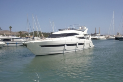Galeon 640 for sale in Spain for €765,000 (£676,572)