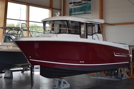 Jeanneau Merry Fisher 855 Marlin for sale in France for €68,500 (£60,870)