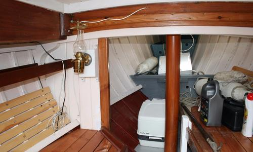 Image of Classic Hillyard Bm Cutter 4 ton for sale in United Kingdom for £4,950 Truro, Cornwall, , United Kingdom