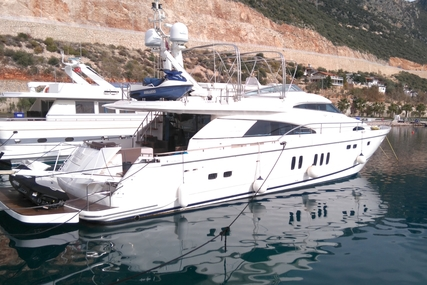 Fairline Squadron 74 for sale in Turkey for €700,000 (£620,276)
